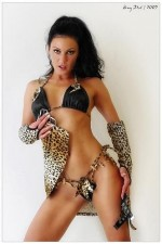 Stripperin Cynthia aus Berlin