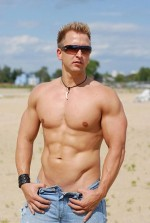 Stripper Marc aus Brandenburg