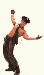 Stripper Rodrigo aus Essen