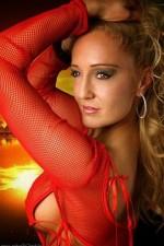 Stripperin Alina aus Gera