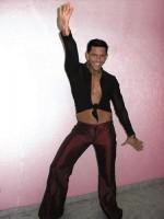 Stripper Guido aus Hamburg