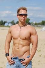 Stripper Marc aus Magdeburg
