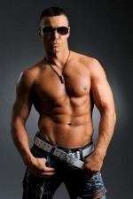 Stripper Tom aus Stralsund