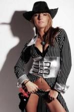 Stripperin Dana aus Rostock