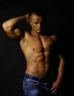 Stripper David aus Wismar